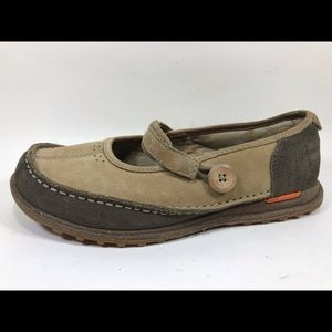 North Face Sidney Leather Mary Janes 7